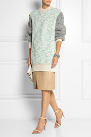 Jonathan Saunders Oversized wool-blend sweater