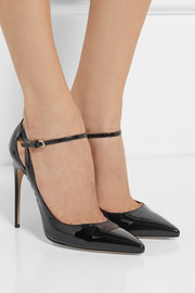 Brian Atwood Marisa patent-leather pumps