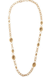 Aurélie Bidermann Gold-plated necklace
