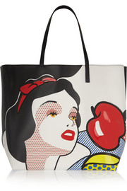 REDValentino Snow White ©Disney leather tote