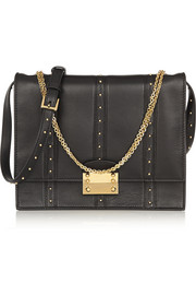 Valentino Close Up studded leather shoulder bag