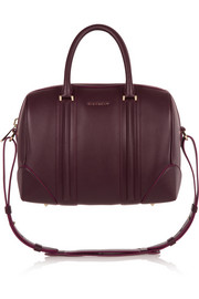Givenchy Medium Lucrezia bag in oxblood leather