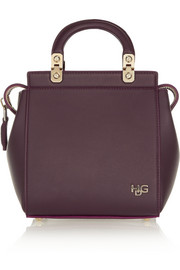 Givenchy Mini House de Givenchy bag in oxblood leather