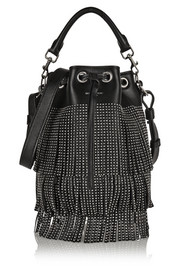 Saint Laurent Emmanuelle small embellished shoulder bag