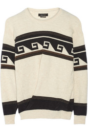 Isabel Marant Samuel oversized knitted sweater