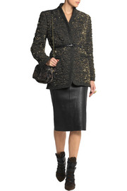 Isabel Marant Embellished tweed jacket