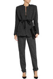 Isabel Marant Flo herringbone wool-tweed jacket