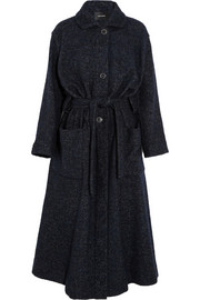 Isabel Marant Evana brushed wool-blend coat