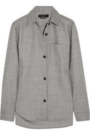 Isabel Marant Iam wool shirt