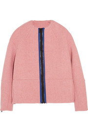 Opening Ceremony Scuba wool-blend jacket