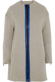 Opening Ceremony Scuba wool-blend coat