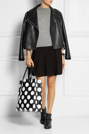 House of Holland The Tote Amaze polka-dot PVC tote