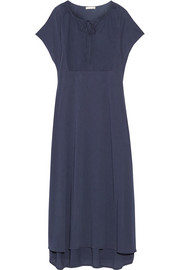 Pima cotton-jersey nightgown