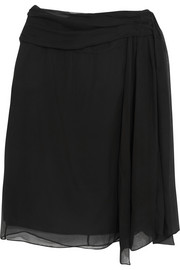 No. 21 Silk-chiffon skirt