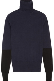 Chalayan Wool turtleneck sweater