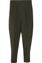 Raquel Allegra Silk tapered pants