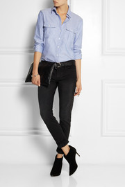 Frame Denim Le Boyfriend cotton shirt