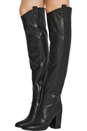 Laurence Dacade Silas leather over-the-knee boots