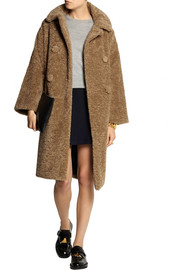 Sonia by Sonia Rykiel Oversized faux fur coat