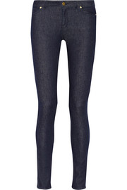 New Skinny mid-rise jeans