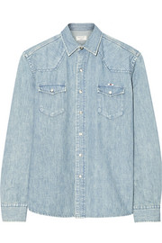 Maison Kitsuné Denim shirt
