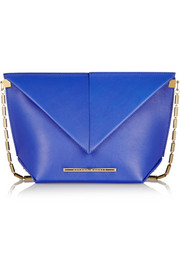 Roland Mouret Classico leather shoulder bag