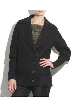 Derek LamFelt wool jacket