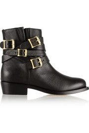 Rupert Sanderson Parnassus leather ankle boots