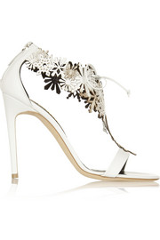 Rupert Sanderson Urania leather sandals