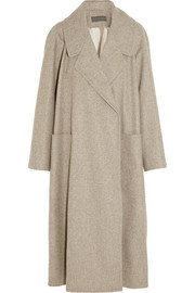 Christophe Lemaire Oversized wool-blend coat