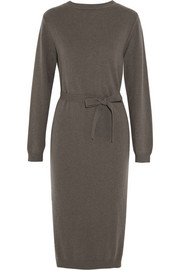 Christophe Lemaire Cashmere midi dress