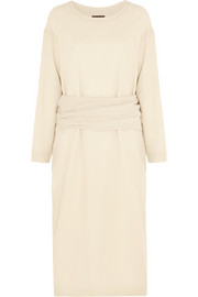 Christophe Lemaire Wool-blend dress