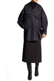 Christophe Lemaire Oversized denim coat