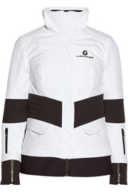 Aspen stretch-shell ski jacket