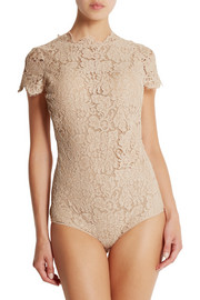 I.D. Sarrieri La Belle Chantilly lace bodysuit