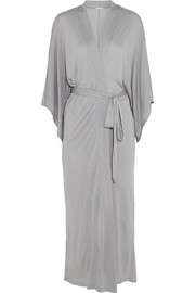 Colette jersey robe