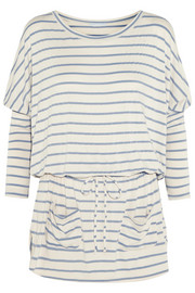 Lounge Stripes jersey nightdress