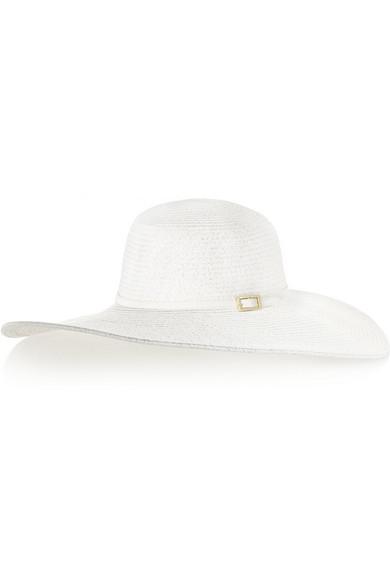 Melissa Odabash. Jemima wide-brim woven hat bad3a2c6a792