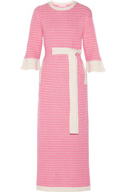 Ryan Lo Wool-blend maxi dress