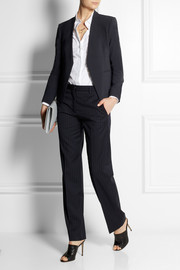 Theory Lanai stretch-crepe blazer