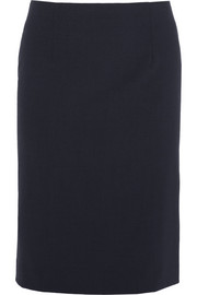 Theory Golda 2 stretch-crepe skirt
