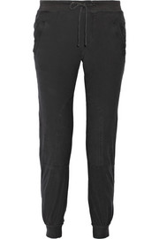 James Perse Field stretch-cotton twill pants