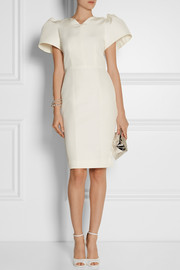 Roksanda Ilincic Lynton silk-dupioni dress