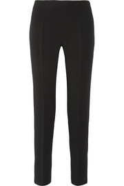 Antonio Berardi Stretch-crepe tapered pants