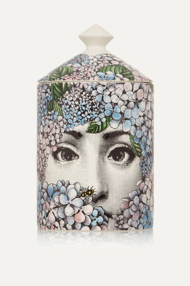 FORNASETTI Ortensia Scented Candle, 300G in Colorless