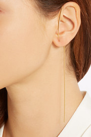 Finds + Vibe Harsløf gold-plated earring