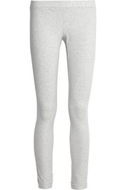 Back Label Essentials stretch-cotton leggings