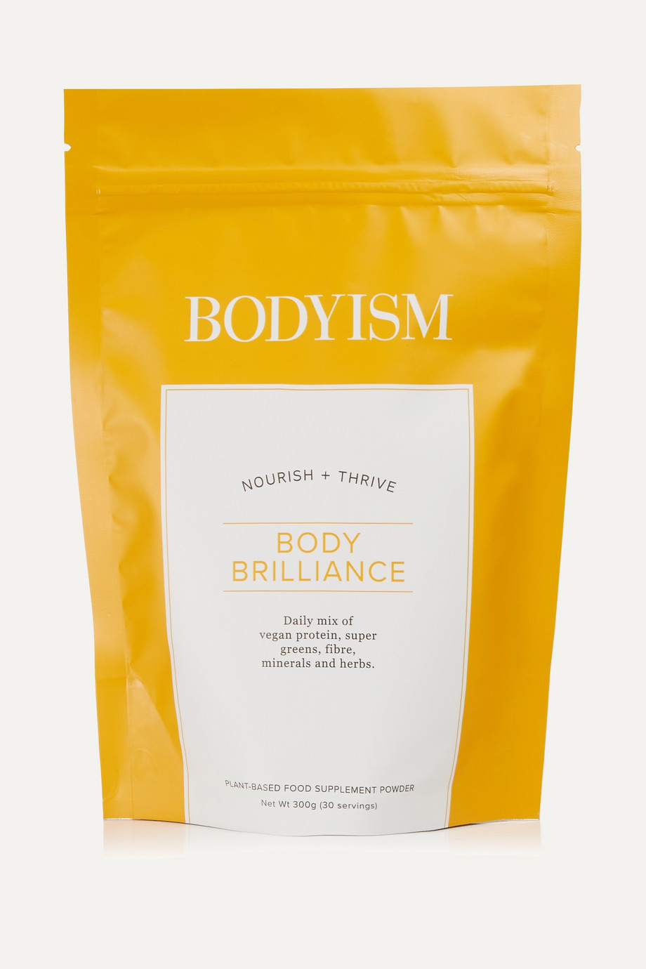 Body Brilliance Shake, 300g, by Bodyism's Clean and Lean