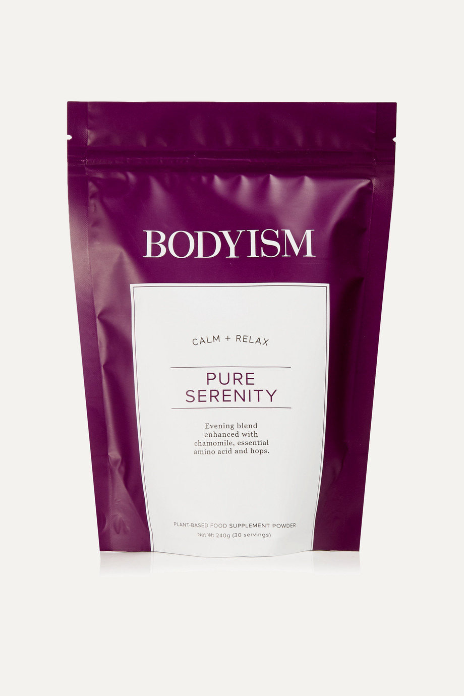 Serenity Shake, 240g, by Bodyism's Clean and Lean