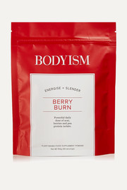 Bodyism's Clean and Lean Berry Burn supplement,  150g